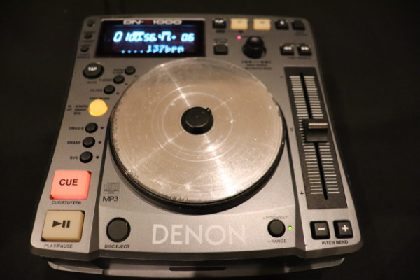 Denon DNS 1000 Lector DJ de CD y MP3