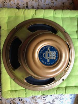 Celestion Alnico Gold 12 8 ohm