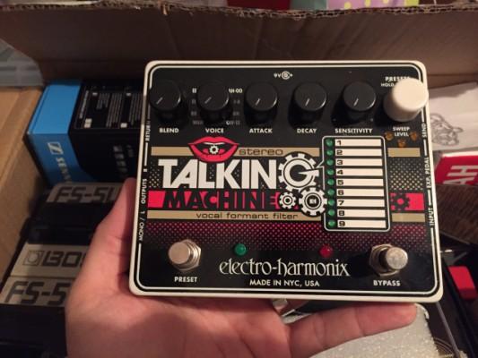Electro Harmonix Talking Machine - Envío incluido!!