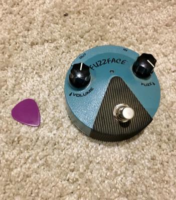 Dunlop Jimi Hendrix Mini Fuzz Face