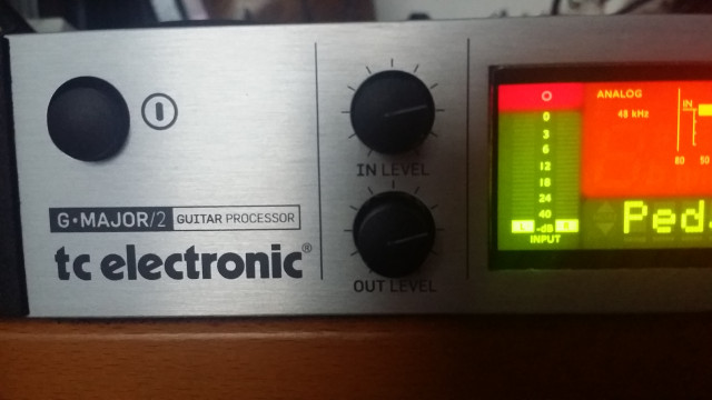 TC Electronic GMajor 2