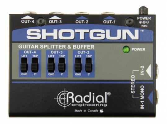 Radial Engineering Shotgun
