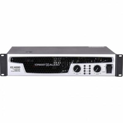etapas crest audio cc4000