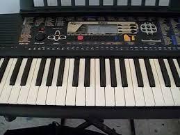 Teclado Yamaha PSR-10