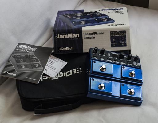 Looper Digitech JanMan Stereo