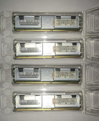 MEMORIA RAM APPLE MAC PRO 16GB DDR2 ECC 667 ( 4GB x4)