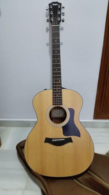 Guitarra acústica Taylor 114e
