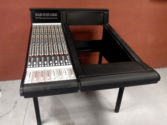 SSL 4000E Mini Consola de 8 canales