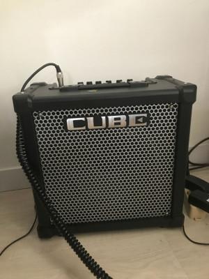 Roland gx 40 amplificador guitarra