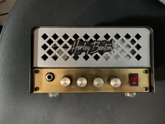 Harley Benton Mighty-5TH Marshall tone mod