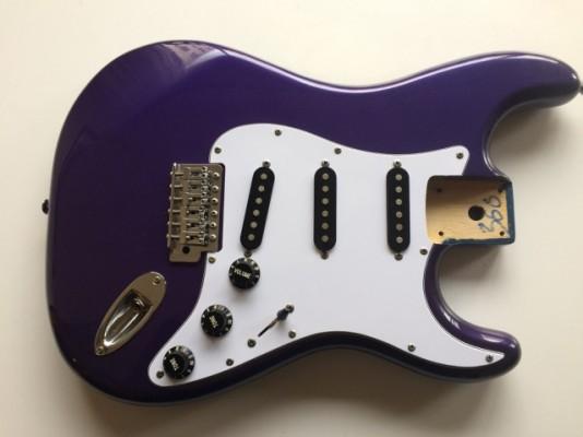 Cuerpo Guitarra Vester Korea 1991