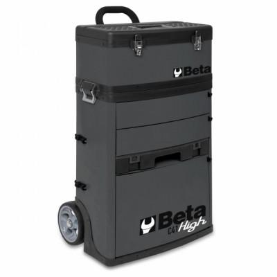 Trolley Beta C41H caja herramientas ruedas cajones cerradura