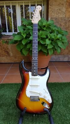 Fender 1965 Stratocaster NOS Reissue