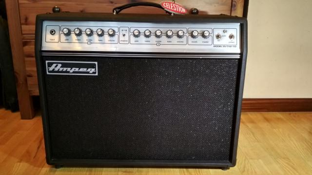 Amplificador Guitarra AMPEG GVT52
