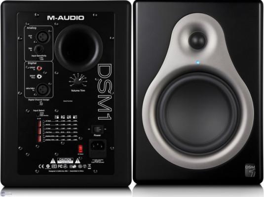 2 M-audio digidesign dsm-1, envío incluido