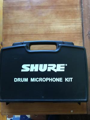SHURE DrumKit PG 6