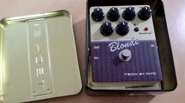 Tech 21 Blonde V2