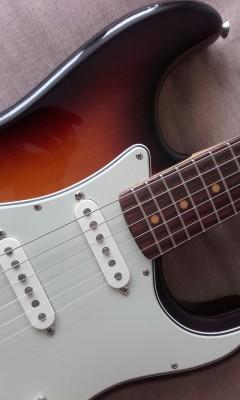 American vintage 59 stratocaster