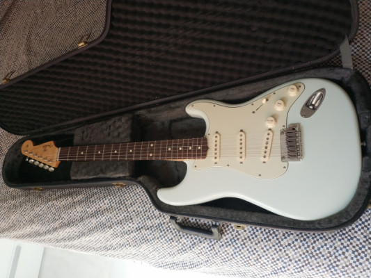 Fender Classic 60´s Player Stratocaster Sonic Blue