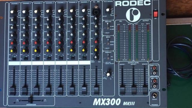 Rodec MX 300 mk lll