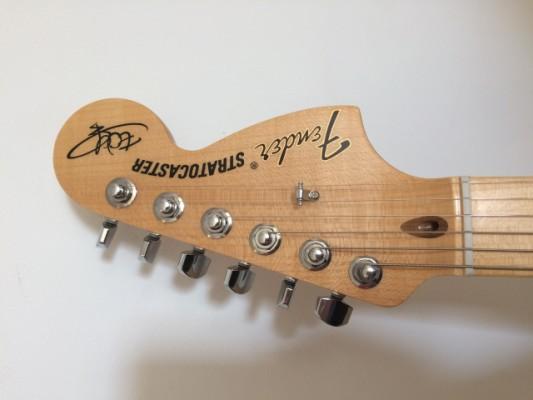 Fender Stratocaster The Edge Signature U2
