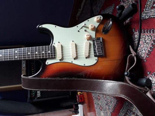 Fender Stratocaster Strat Plus USA