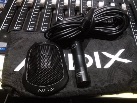 Micrófono de superficie AUDIX ADX60