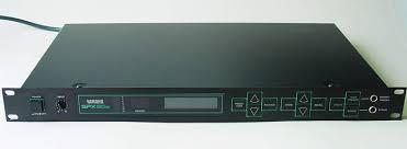 Yamaha spx 90 II impecable