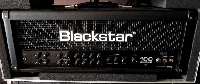 Blackstar Series One 104 6L6 + Flightcase