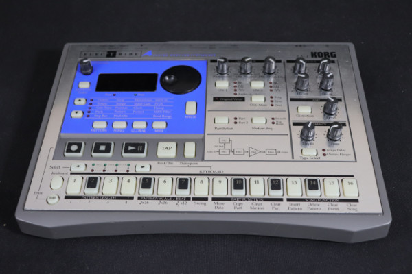 Korg Electribe EA-1 ANALOG MODELING DOBLE SYNTHESIZER/ SECUENZIADOR