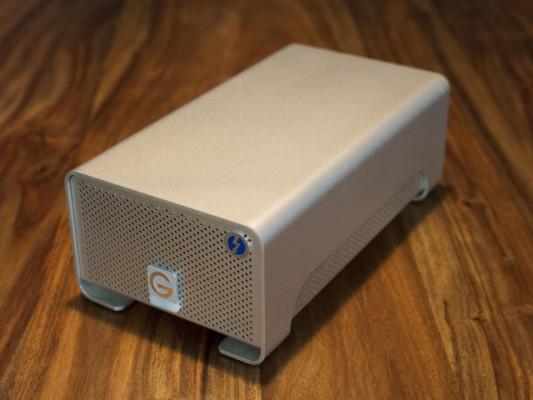 G-Technology G-RAID con Thunderbolt 2 8TB