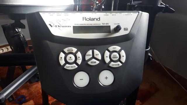 Modulo Roland TD-6V