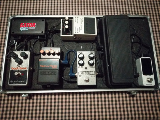 Pedalboard stagg