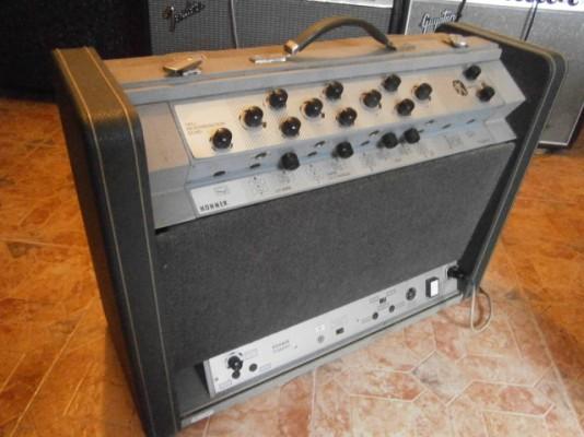 Hohner Orgaphon 25MH 1960's todo valvulas Alemania