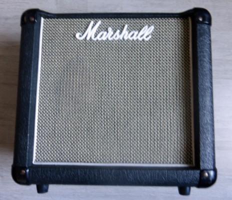 Pantalla Marshall 1 x 10 - vintage 80s - Jensen n 10 Tornado 100 watt.