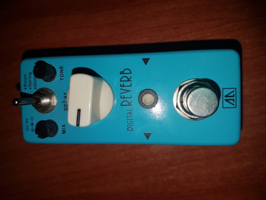 Pedal REVERD digital AROMA AOV-5