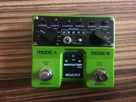 Mooer mod factory pro (Envio incluido)