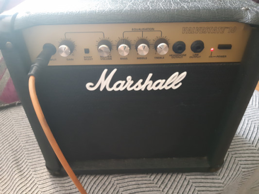 Marshall valvestate 8010 años 90