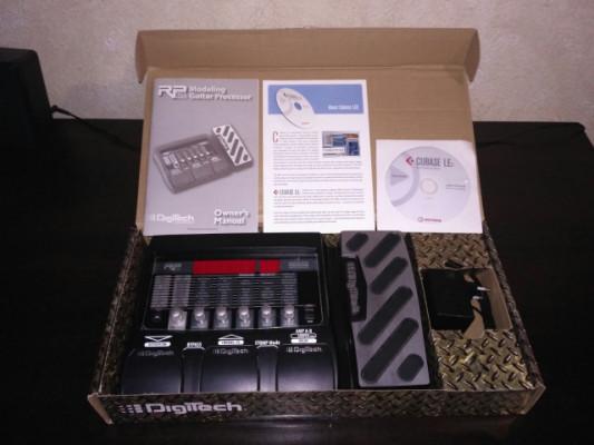 Pedalera Digitech RP-355