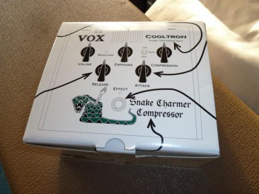VOX SNAKE CHARMER