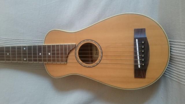 Guitarra de viaje Savannah