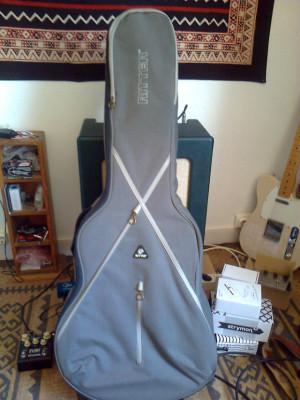 Funda Ritter para guitarra semihollow (335)