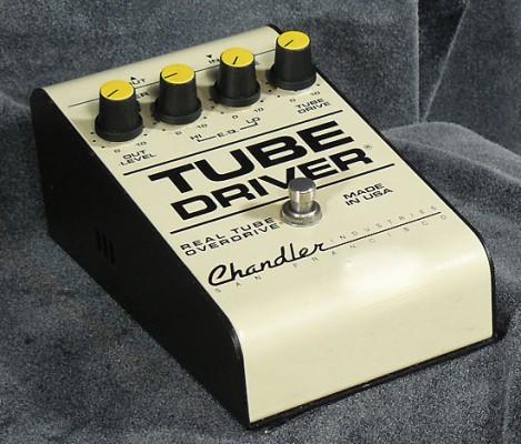Tube driver , tube Works Chandler (USA)
