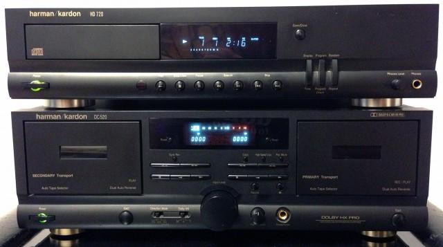 Harman Kardon HD720 & DC520