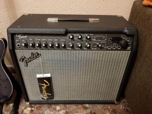 Amplificador Fender Cyber Deluxe 65W