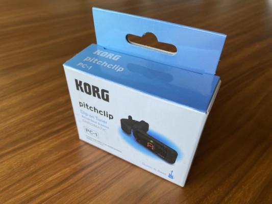 Afinador Korg Pc-1 Pitchclip