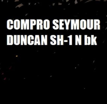 seymour duncan sh-1 59 mastil