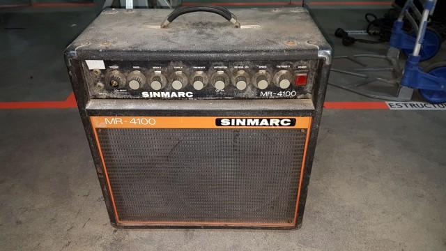 AMPLIFICADOR DE GUITARRA SINMARC MR-4100