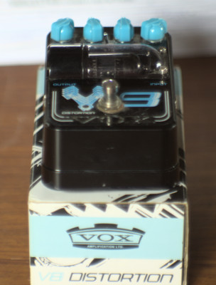Vox v8 Tone Garage