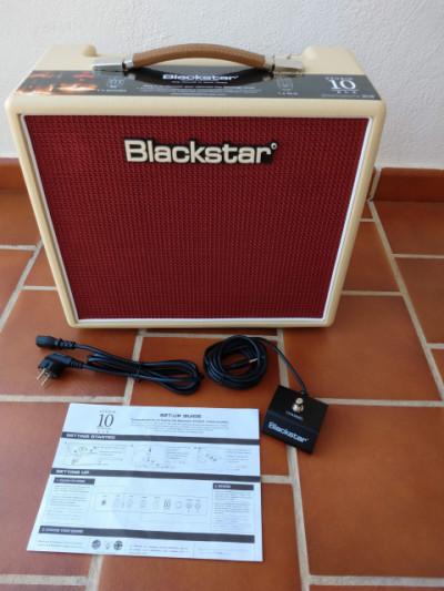 Blackstar Studio 10 6L6
